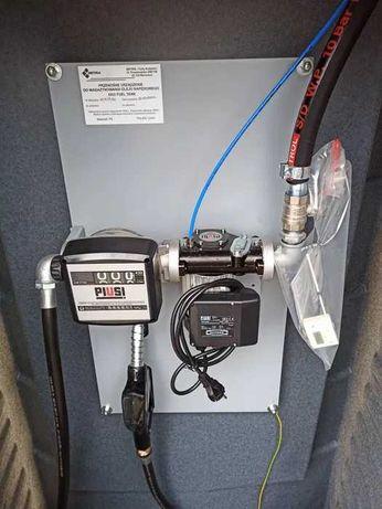 Olejak METRIA 5000L Promocja standard+ zbiornik na on