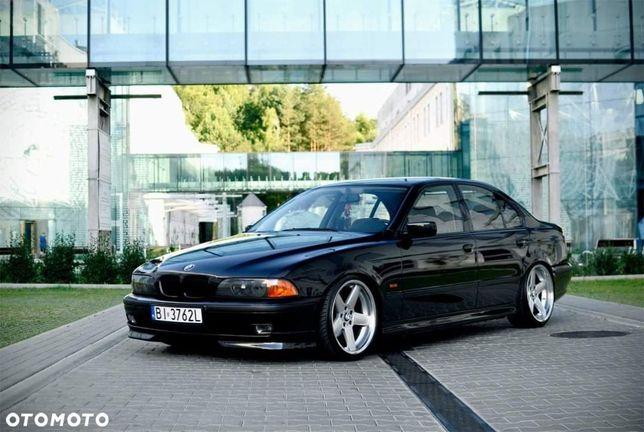 BMW Seria 5 E39 523i doinwestowane, 10 lat w jednych rękach