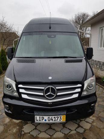 Mercedes Benz sprinter 519 ExtraLong