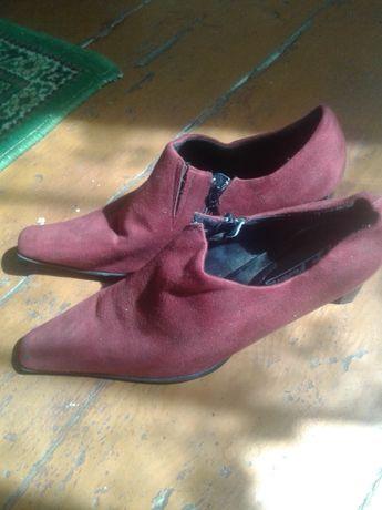 Женские туфли р.41