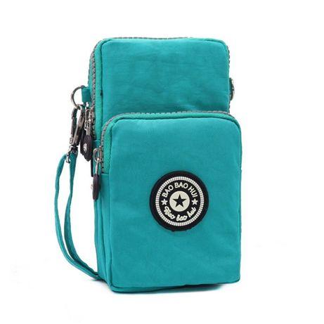 Маленькая сумочка для телефона через плечо чехол кроссбоди на руку