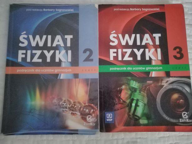 Świat fizyki 2,3