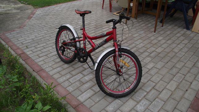 Sprzedam sprawny rowerek dziecięco – młodzieżowy