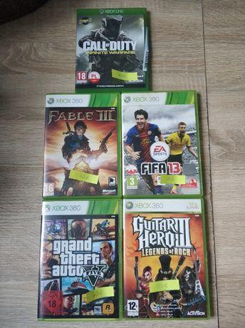 Gry na Xbox 360/One