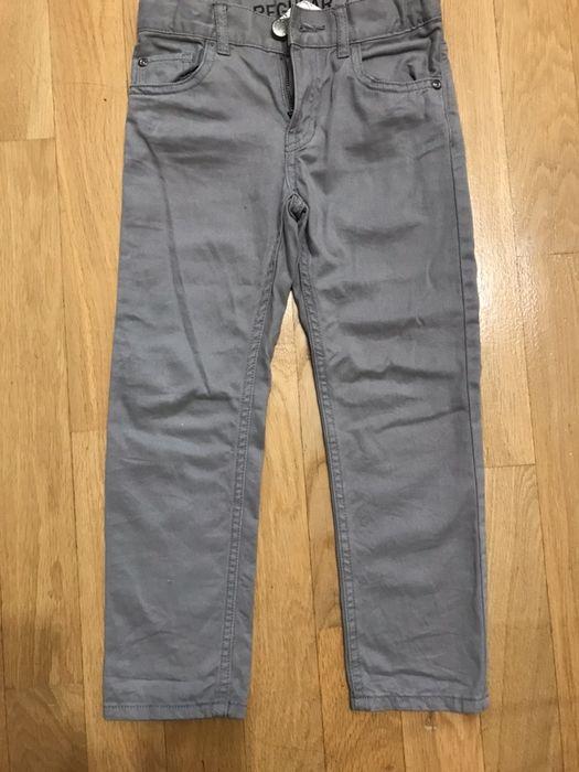 Серые штаны НМ , H&M , размер 4-5 лет Киев - изображение 1