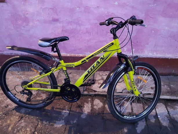 Продам горный велосипед Titan moon 24