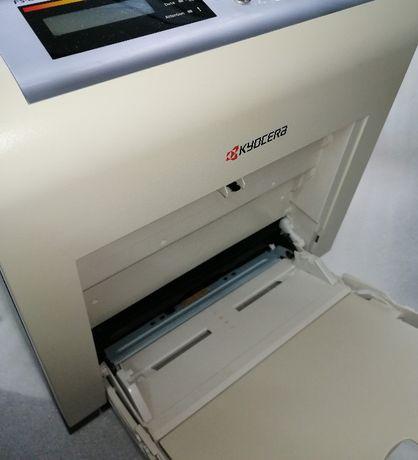 Impressora Laser Cores Kyocera FS-C5300DN