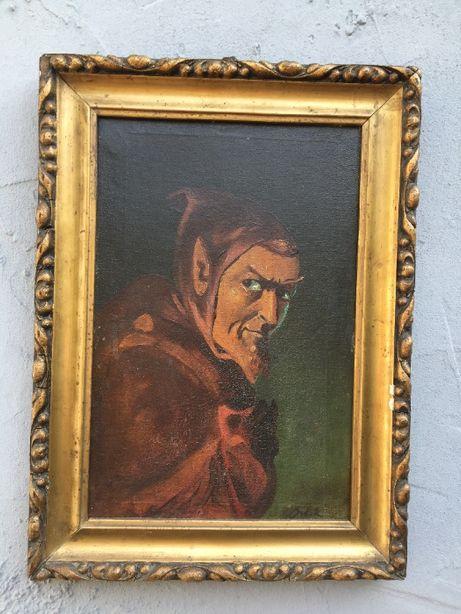 Stary obraz olejny