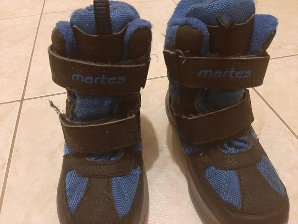 Buty zimowe dla chłopca, śniegowce, Martes, rozm. 30