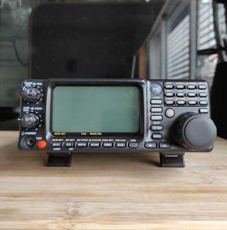 Yaesu VR-5000 Wideband Scanner Receiver com modulo Yaesu DSP-1