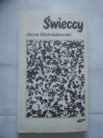 """Książka """"Świeccy"""" Jacek Woźniakowski"""