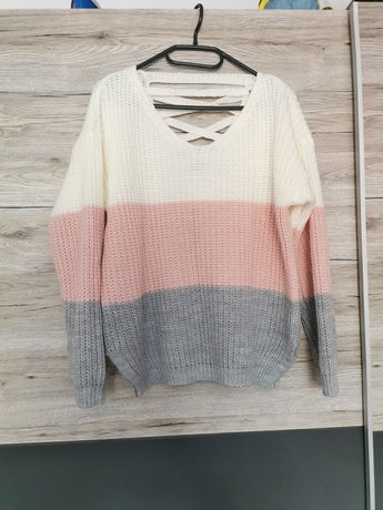 Nowy sweter                       ..