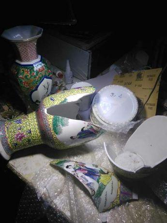 Restauros porcelana