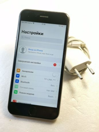 Айфон iPhone 6s 64gb Space Gray