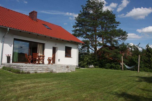 Komfortowy wakacyjny dom w Łagowie. Noclegi Łagów