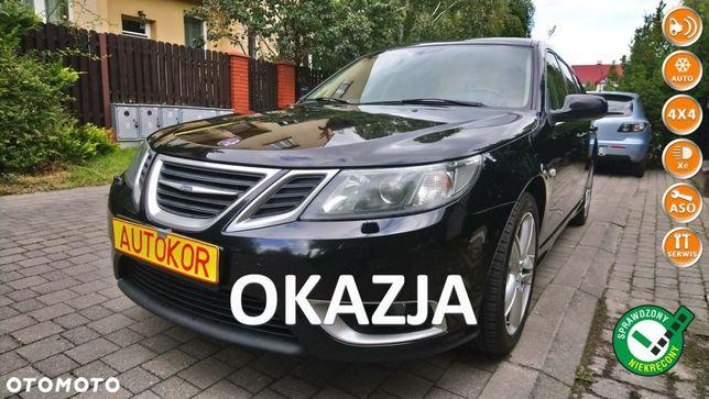 Saab 9-3X 2,8 T 280 KM Aero XWD ,bezwypadkowy,stan bardzo dobry
