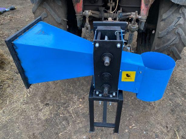 Режущий модуль/блок Измельчитель Дробилка веток под ВОМ на трактор