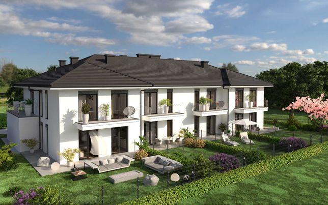 Szerokie 56 - nowoczesne domy w zabudowie bliźniaczej, etap II;