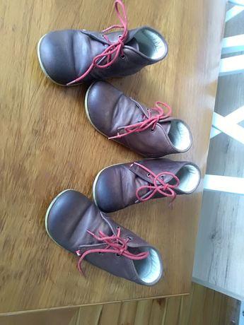 Buty, półbuty, trzewik Emel rozmiar 25, bliźniaki