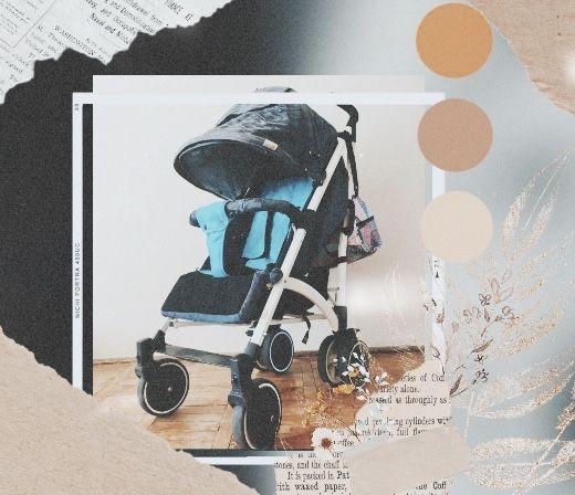 Rainbow BabyHit Коляска+подарунок