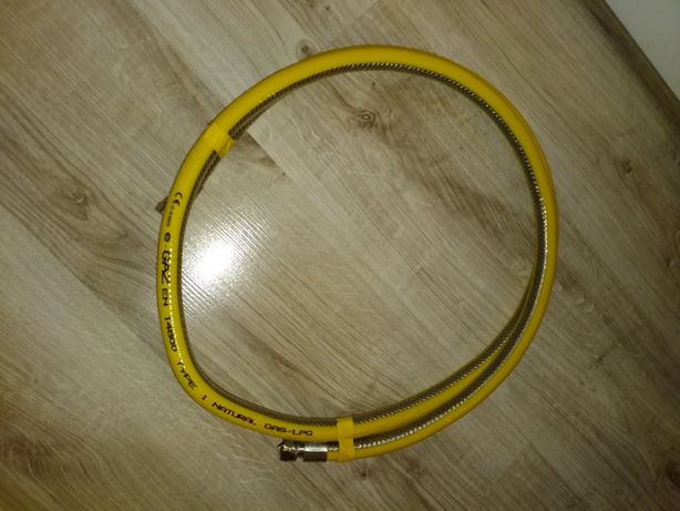 Wąż elastyczny do gazu 2 metry.