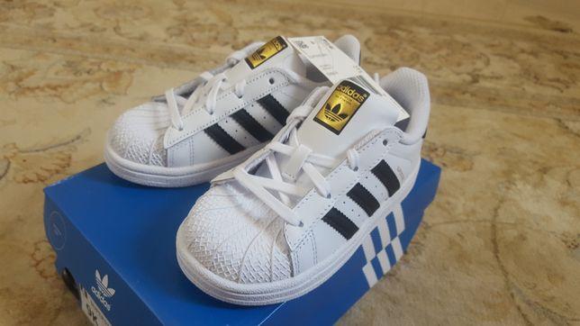 Кроссовки Adidas Superstar 26р.