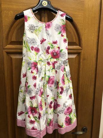 Платье для девочки 11 лет
