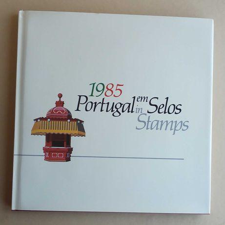 Portugal em selos 1985 / ctt