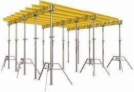 Szalunki systemowe stropowe dźwigary stemple wynajem wypożyczalnia