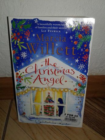 Книга на англійській мові english The Christmas Angel Marcia Willett