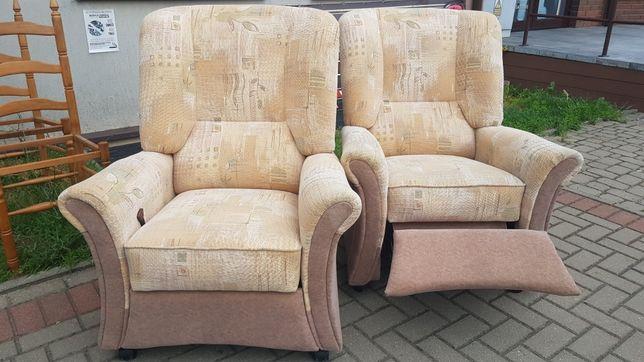 Fotel leniuch rozkładany niższa cena