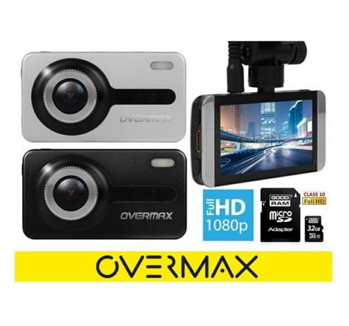 Kamera samochodowa Overmax Overmax CamRoad 6.1 Full HD 1080p 165°