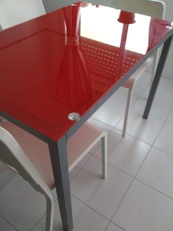 Tampo de mesa (vidro temperado)