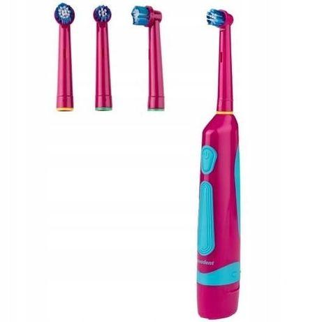 Nowa Elektryczna szczoteczka do zębów dzieci NEVADENT