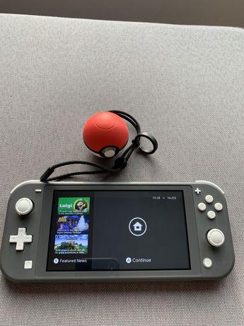 Nintendo switch lite jak nowa