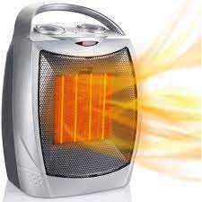 Тепловентилятор керамический обогреватель инфрокрасный 1500 Вт
