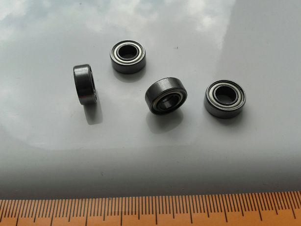 Łożyska kulkowe 686zz: 6mm * 13mm * 5mm NOWE