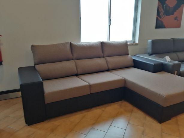 Sofá Puma com 230 cm, novo de fábrica