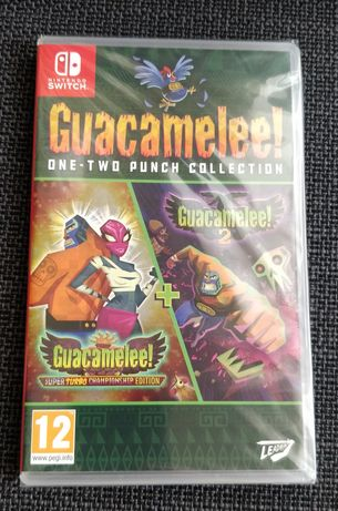 Guacamelee! - One-Two Punch Collection  (Nintendo Switch) selado