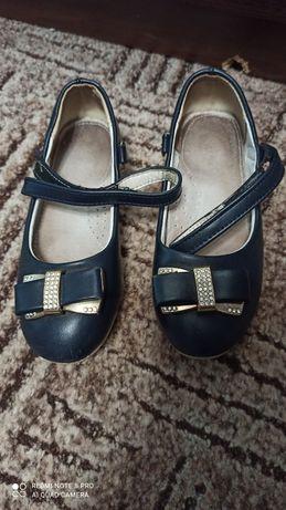 Продам туфли по стельке 17,5
