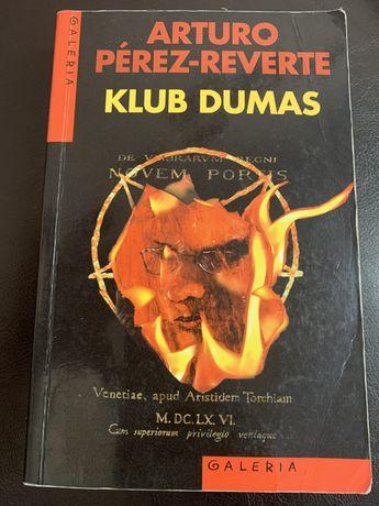 Klub Dumas - Arturo Perez-Reverte