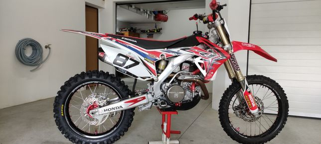 Honda CRF 450 Full Extras