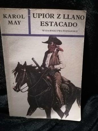 Upiór z Llano Estacado Karol May