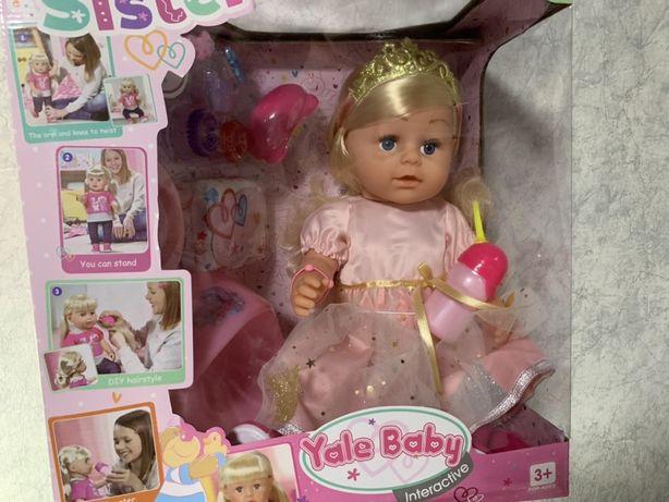Новый бейби берн кукла пупс