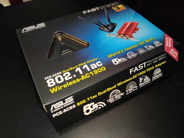 Asus AC1900 PCE-AC68