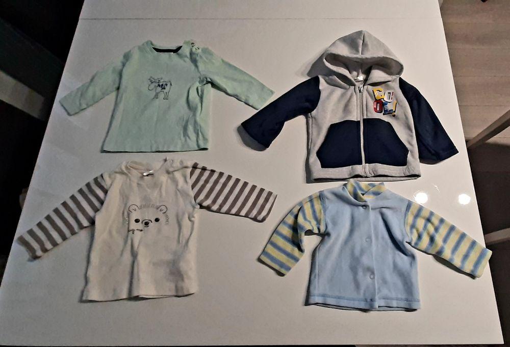 Bluzeczki chłopięce Budzyń - image 1