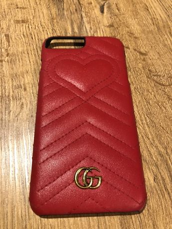 Etui case iPhone 8 plus Gucci