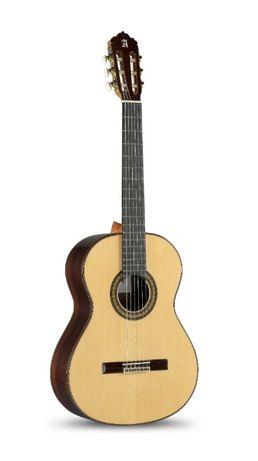 Alhambra 7P A Gitara klasyczna 4/4 + 5 kpl strun Savarez GRATIS!