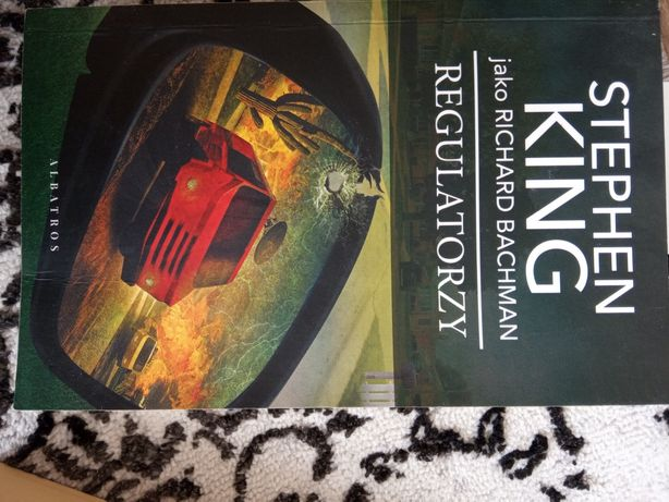 "Stephen King ""Regulatorzy"""