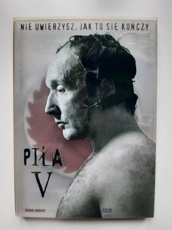 Piła V. Film na DVD